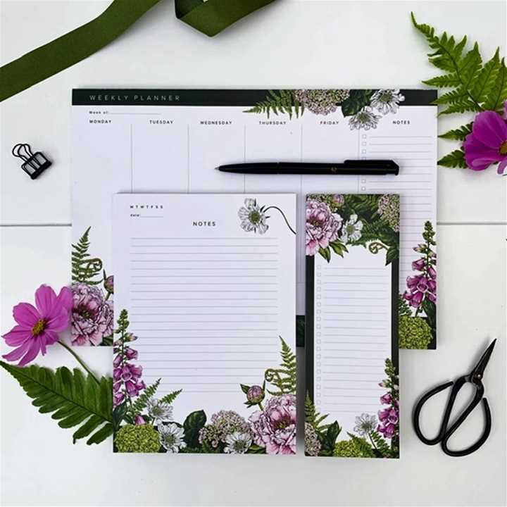 Catherine Lewis Designs 'Summer Garden' Stationery